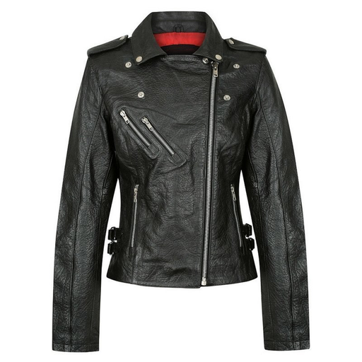 BLACK ARROW GYPSY JACKET Leather