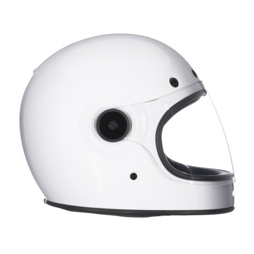Bullitt Helmet by Bell - Solid White