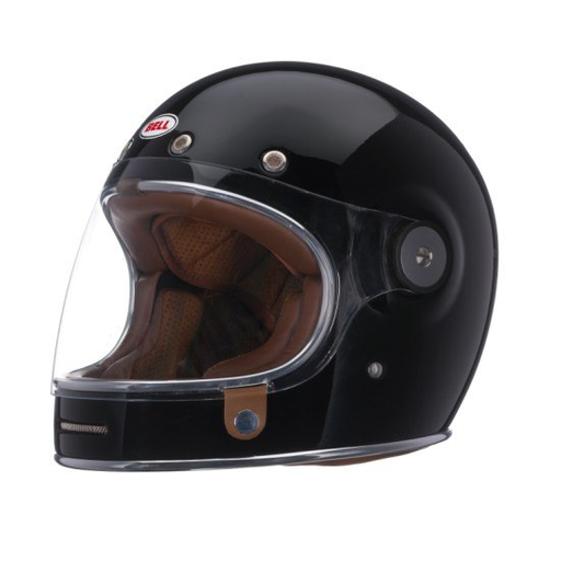 Bullitt Helmet by Bell - Gloss Black