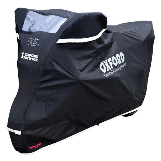 OXFORD STORMEX MOTORCYCLE COVER LGE