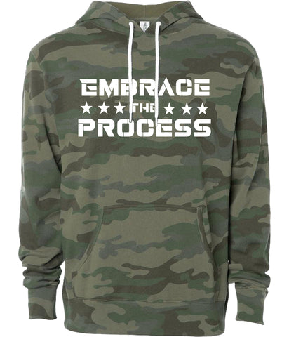 ETP Hoodie - Forest Camo
