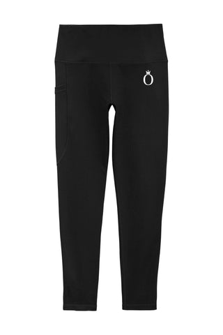 Woman's Crown Performance Leggings