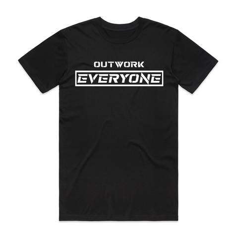 Outwork Everyone Tee - Black