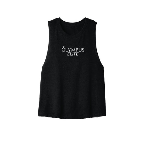 Olympus Womans Elite Cropped Tank