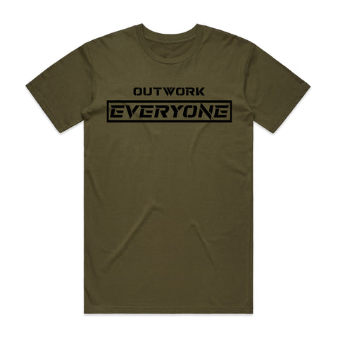 Outwork Everyone Tee - Colors