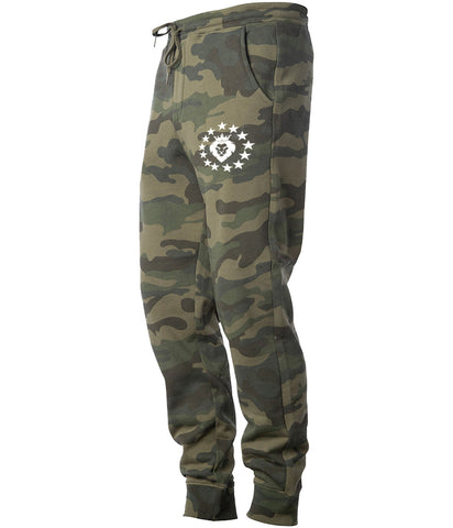 Patriot Joggers - Forest Camo