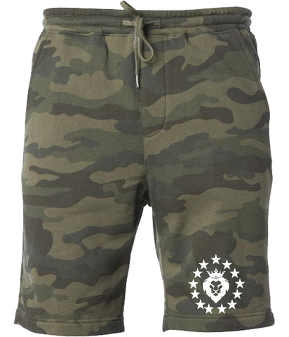 Patriot Shorts - Forest Camo