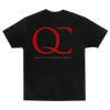 Quality Control Stacked Black T-Shirt + Digital Album