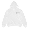 Control The Streets White Hoodie + Digital Album