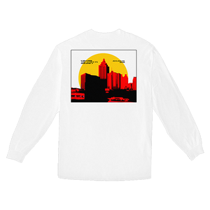 Control The Streets White Long Sleeve + Digital Album