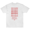 Quality Control White T-Shirt + Digital Album