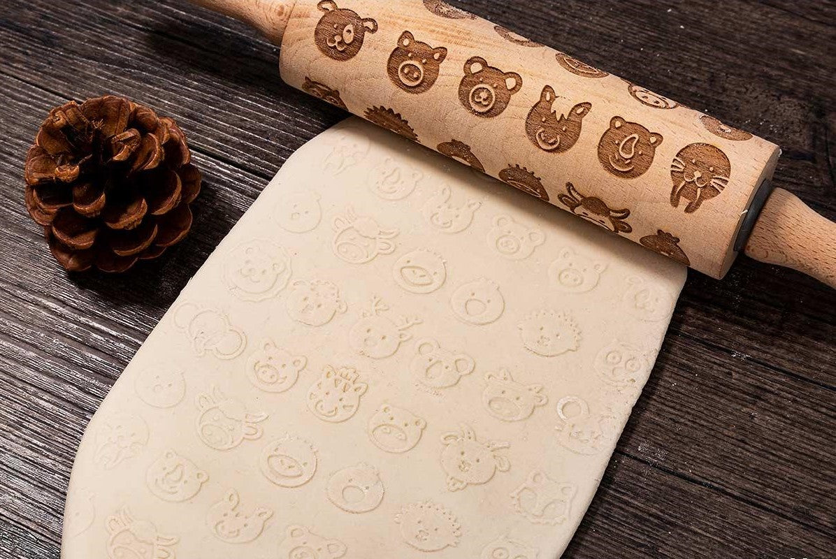 ComfyGears™ Animal Cookie Roller