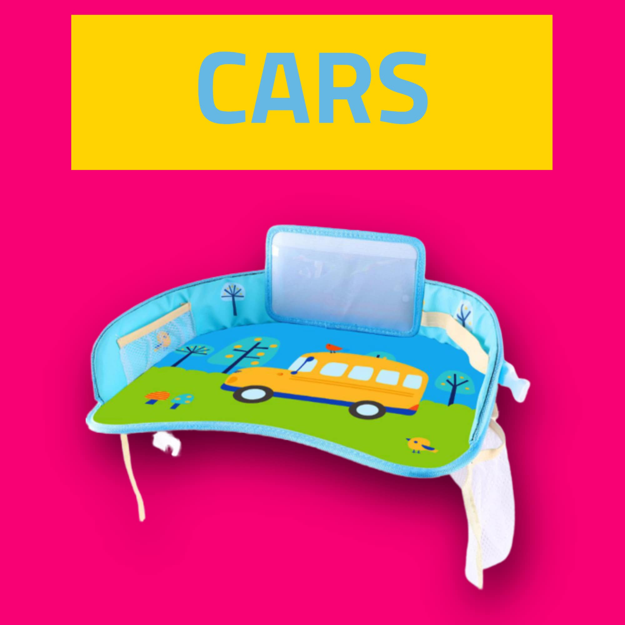 ComfyGears™ Child Tray