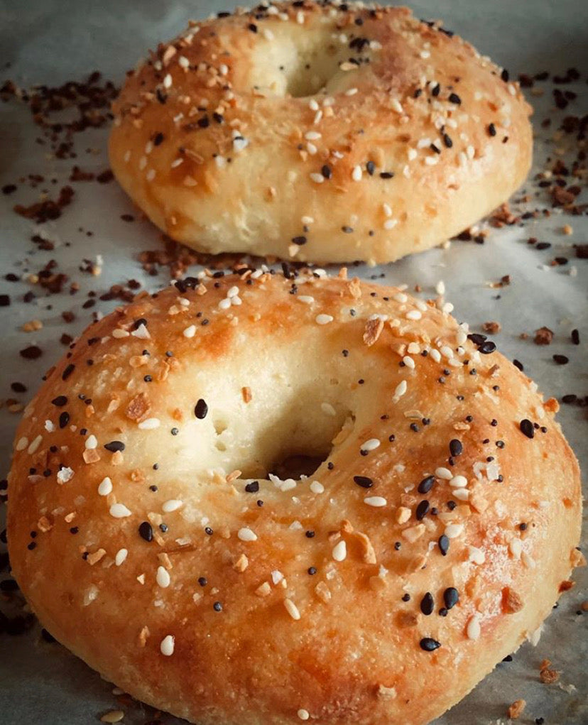 Everything Bagels, Package of 6