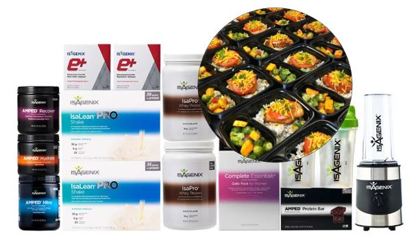 30 Day Isagenix Companion Pack
