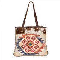 Painted Love Tote - MYRA Bag