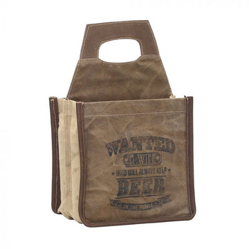 Wanted A Wife Beer Caddy - Myra Bag