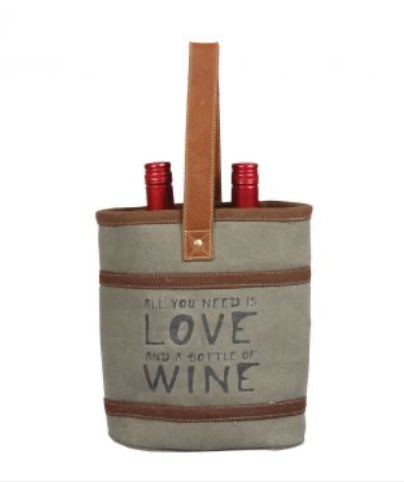 Wine And Love - Double Wine MYRA Bag