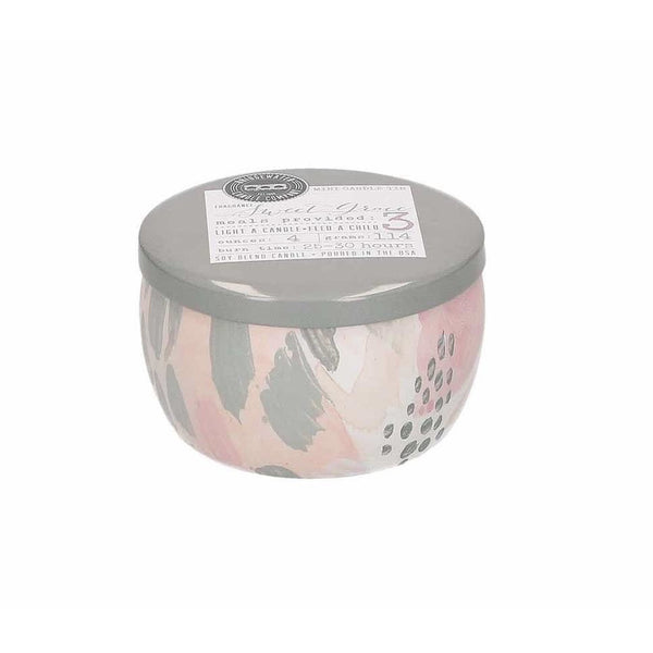 Bridgewater Candle Co. Sweet Grace Mini Candle Tin - The Street Boutique