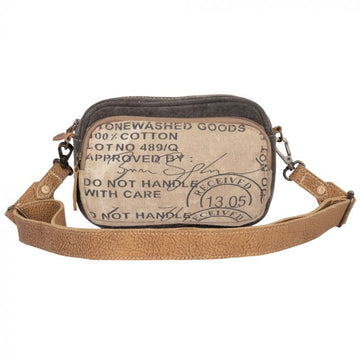 Wordy Wonder Small & Crossbody Bag  - MYRA Bag