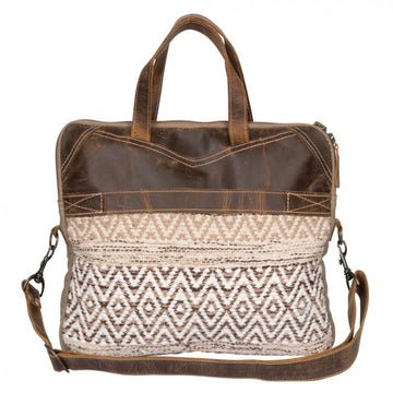 Moods of Brown Messenger   - MYRA Bag