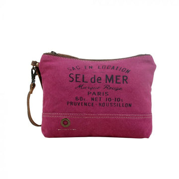 Just Pink Pouch - Myra Bag