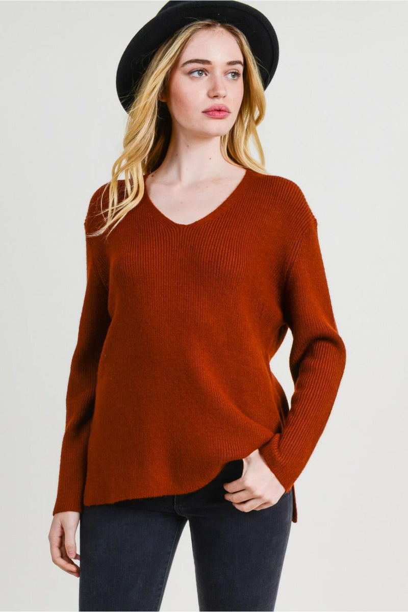 Canyon Clay Sweater