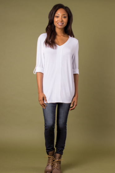 Julie Short Sleeve Top