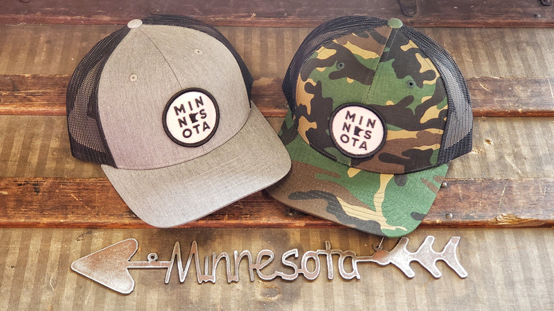 Lakeside MN Grey Hat