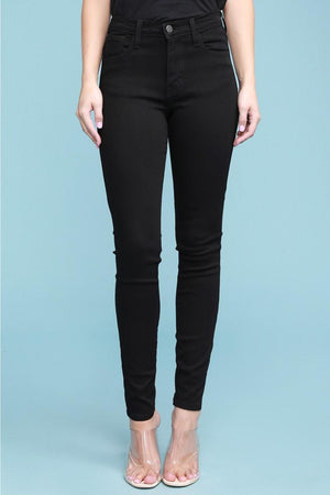 Judy Blue Black Skinny High Waist Jean