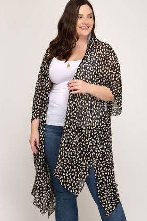 Leo Lightweight Cardigan