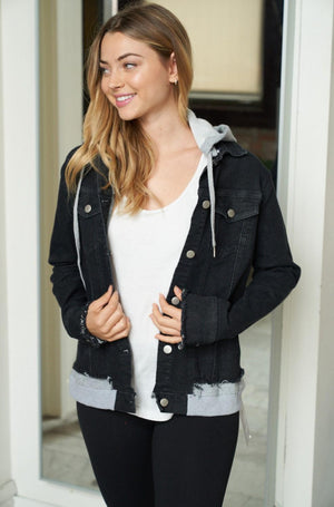Jamie Denim Jacket