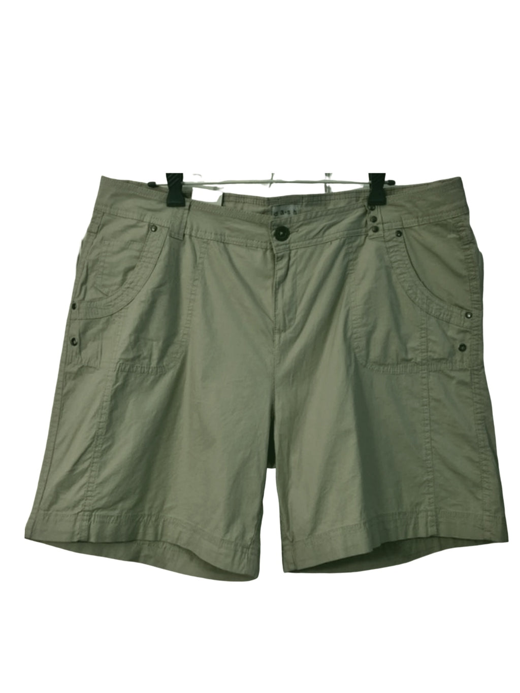 Olive Maddy Shorts 7""