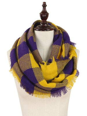 Game Day Infinity Scarf