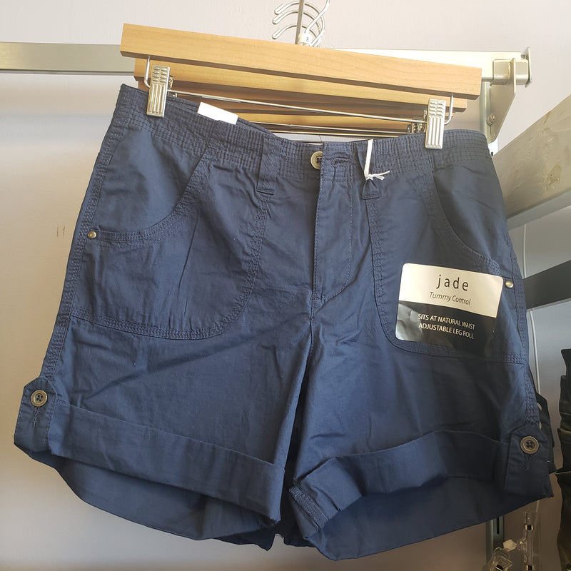 Jade Navy Short