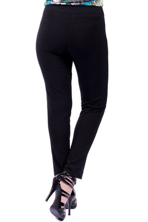 Slimsation Black Narrow Pant Plus