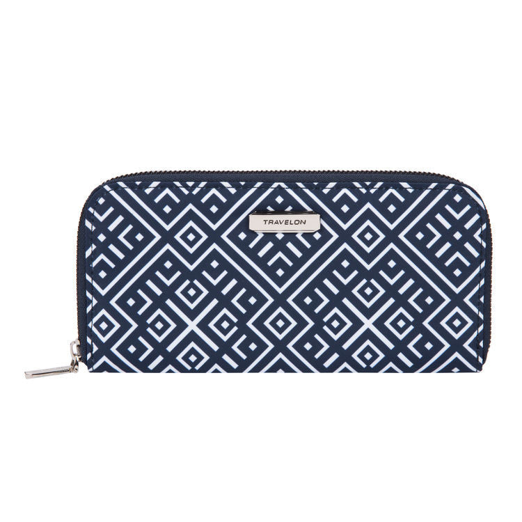 Single Zip Wallet Mosaic