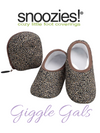 Snoozies Travel Skinnies With Pouch