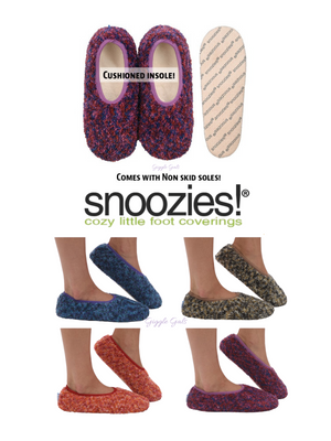 Snoozies Cloud 9 Space Dye Slipper Socks