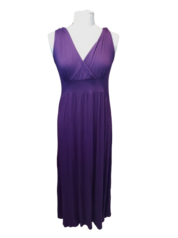 Plum Godess Dress