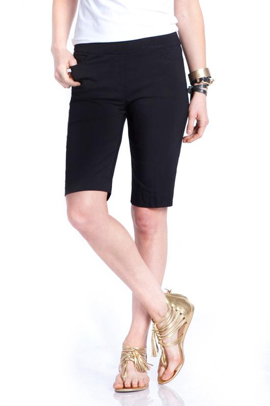 Slimsation Walking Short Black