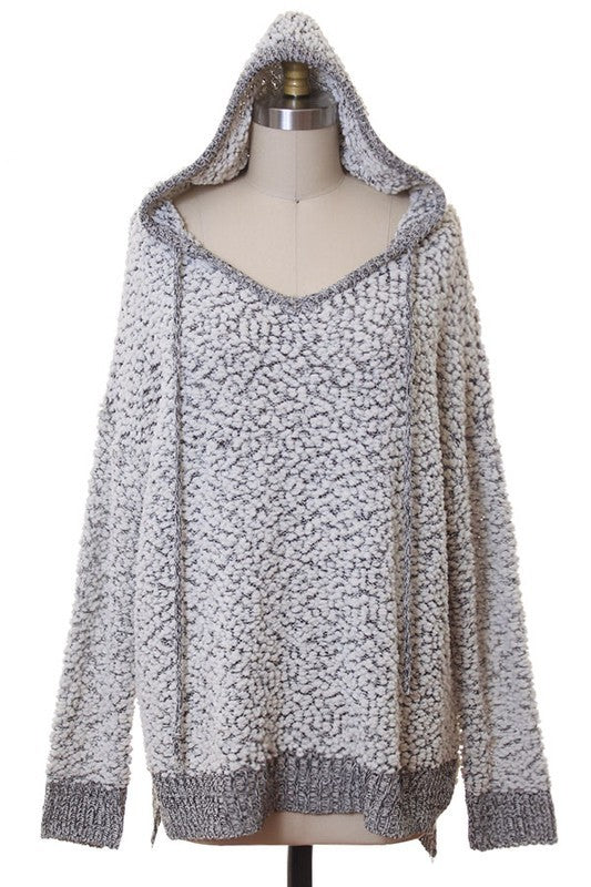 Josephine Hooded Sweater