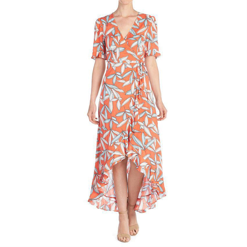 Miranda Living Coral Dress