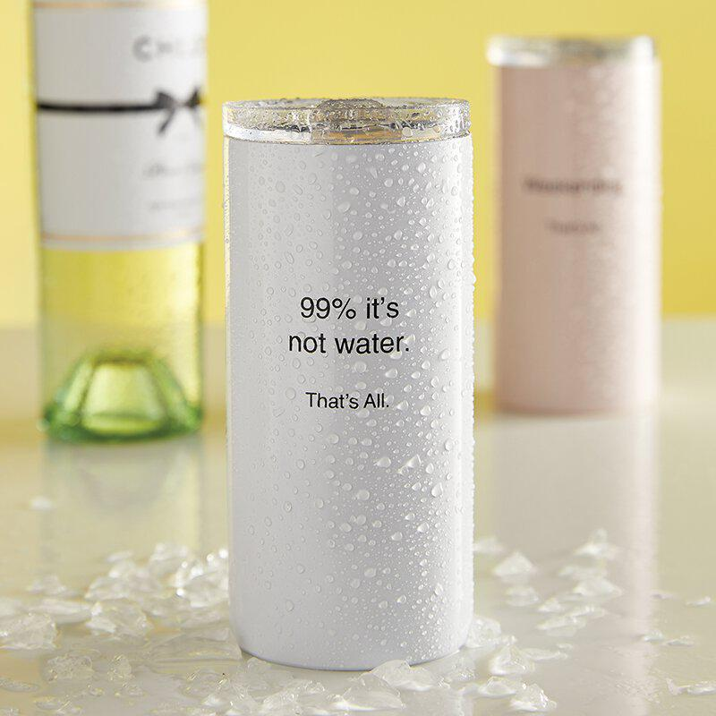 Travel Tumbler Water
