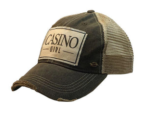 Casino Girl Hat