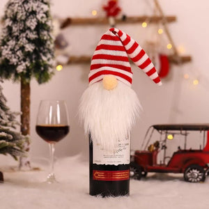Bearded Gnome Wine Toppers