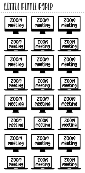 F040 - ZOOM meeting / Distance Learning