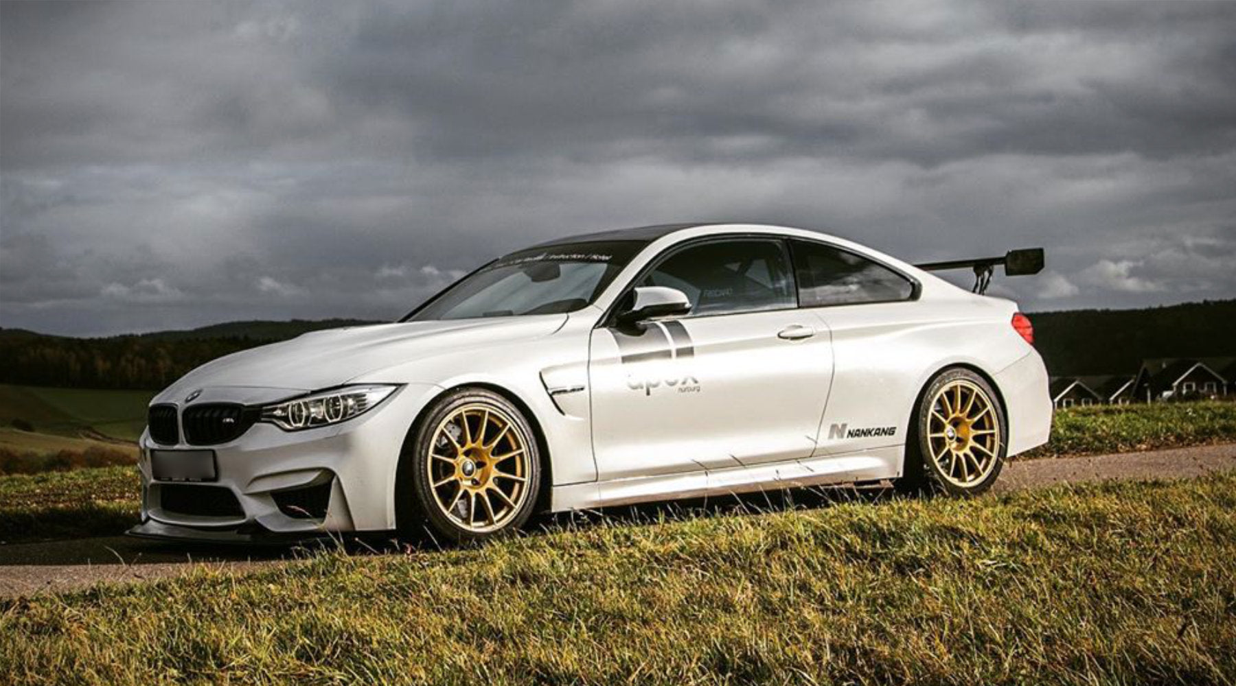 Protrack One (Track Edition) Fitment Guide BMW F8x M3/M4
