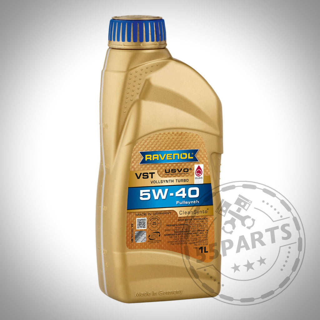 RAVENOL VollSynth Turbo VST SAE 5W-40 - 55parts.de