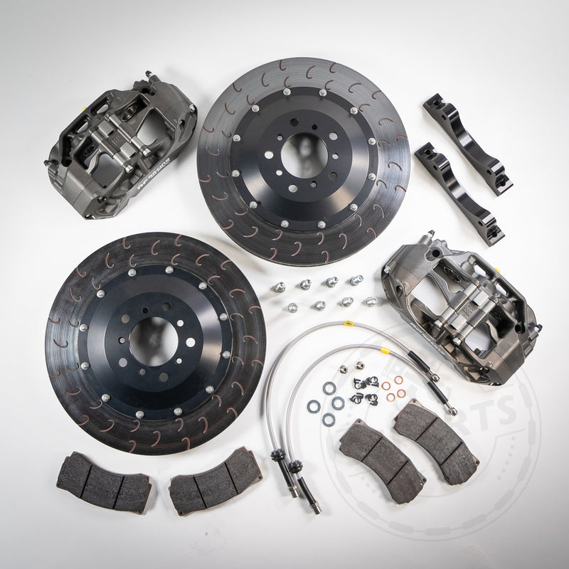 55Parts Special: AP Racing Pro 5000 R CP9660 Big Brake Kit